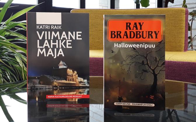 Karl Martin Sinijärve raamatusoovitused: Katri Raik ja Ray Bradbury