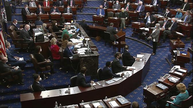 Senat ei mõistnud Trumpi süüdi