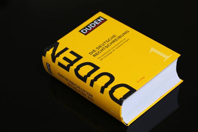 Saksa Dudeni sõnaraamatu soolise tasakaalu juhised tekitavad vastuolusid
