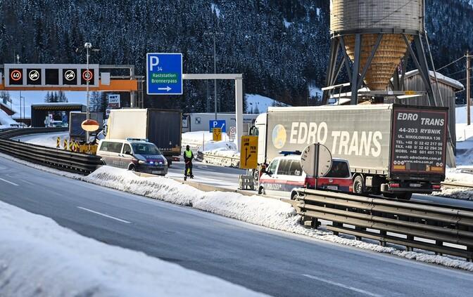 Austria uued koroonareeglid blokeerivad veokiliiklust Itaaliast