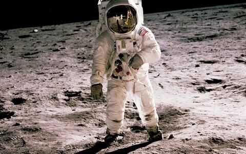 Järgmised ikoonilised kaadrid inimestest Kuul võivad olla tehtud eestlaste arendatud kosmosekaameraga.