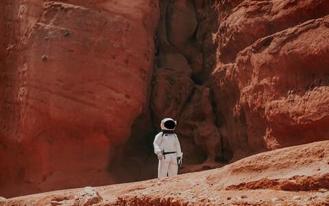 Suure tõenäosusega jõuab inimene Marsile paarikümne aasta jooksul.