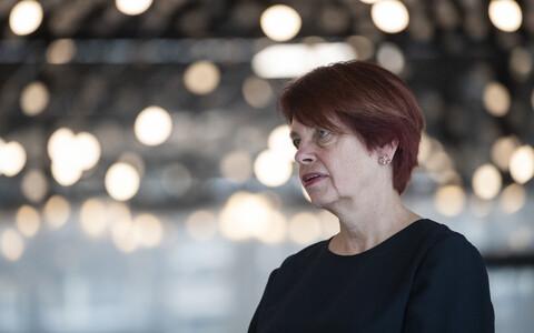 Eesti Punase Risti I klassi teenetemärgi saab meditsiinilise mikrobioloogia professor Irja Lutsar.