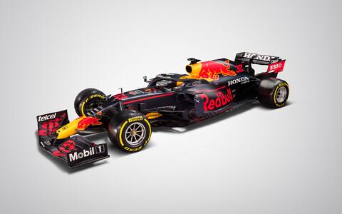 Red Bull Racingu uus vormel RB16B