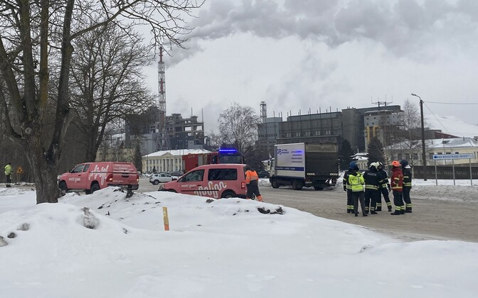 VKG gaasitrass sai viga.