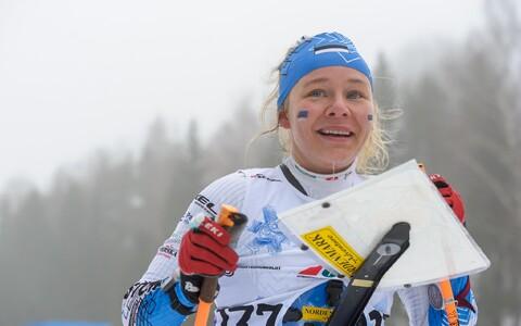 Дейзи Кудре второй день подряд завоевала медаль.