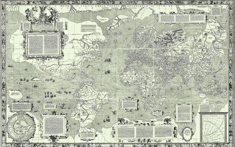 Merkaatori projektsiooni lõi 1569. aastal flaami kartograaf Gerardus Mercator.