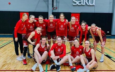 Tallinna Ülikooli korvpallinaiskond