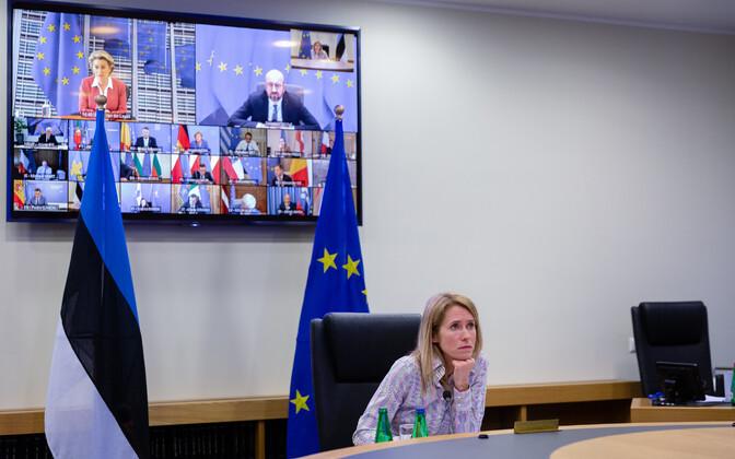 Image Kallas: Coronavirus vaccine manufacturers must fulfil obligations