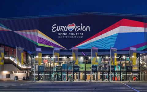 Eurovisioon toimub tänavu Rotterdamis