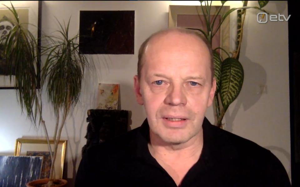 Lavastaja Hendrik Toompere.