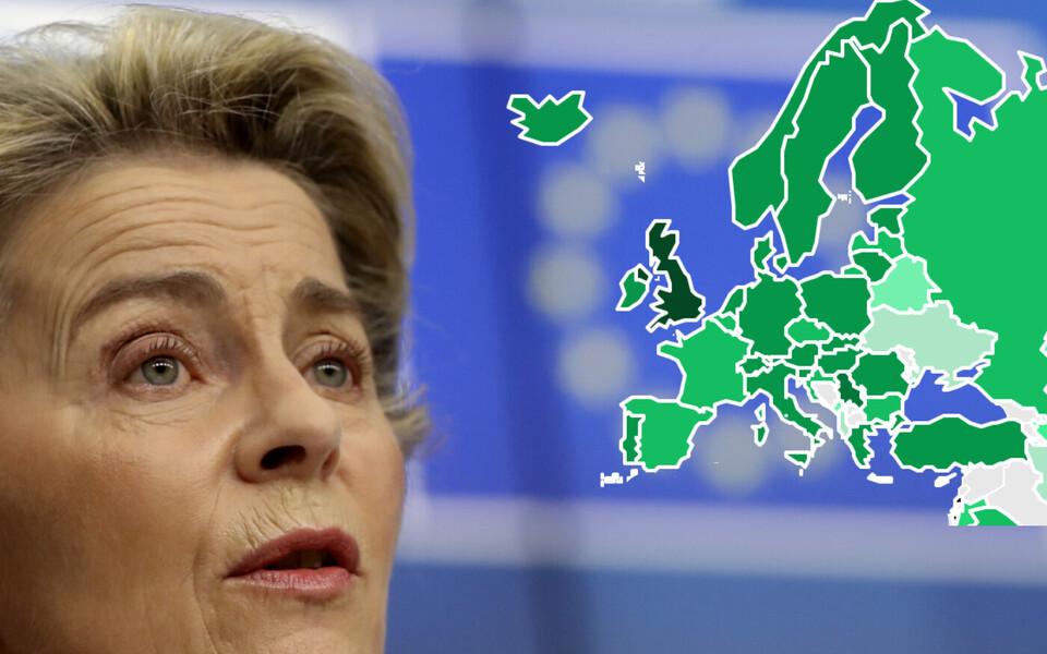 Kuigi Euroopa liidrid on üritanud viimasel nädalal vaktsineerimiskampaaniat kiirendada, pole see seni vilja kandnud.