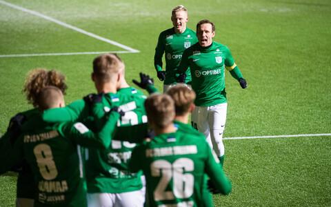 Superkarikas 2021 Tallinna FC Flora - Paide Linnameeskond