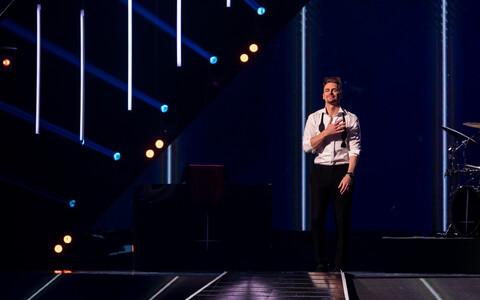Uku Suviste Eesti Laul 2021 finaalis