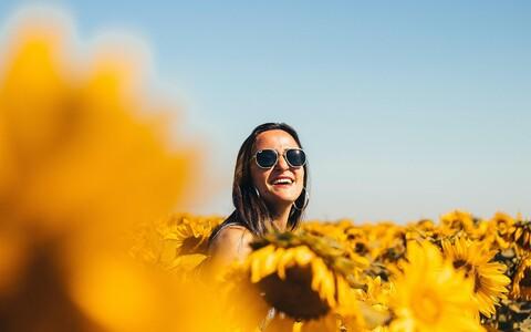 Naeratus võtab valu ja vähendab stressi.