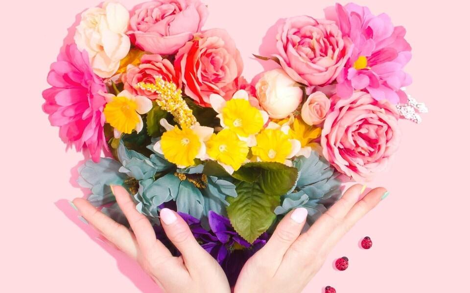 Isegi vanamoodne versioon viia lilli võib lõppeda väitega, et sa ei hooli terve ülejäänud aasta.