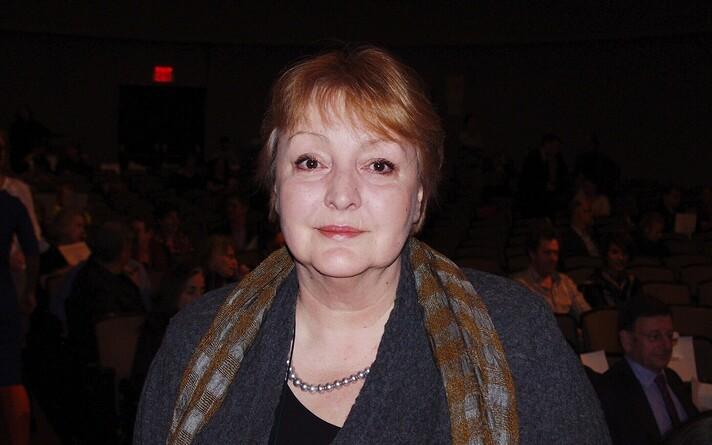 Dubravka Ugrešić aastal 2012.