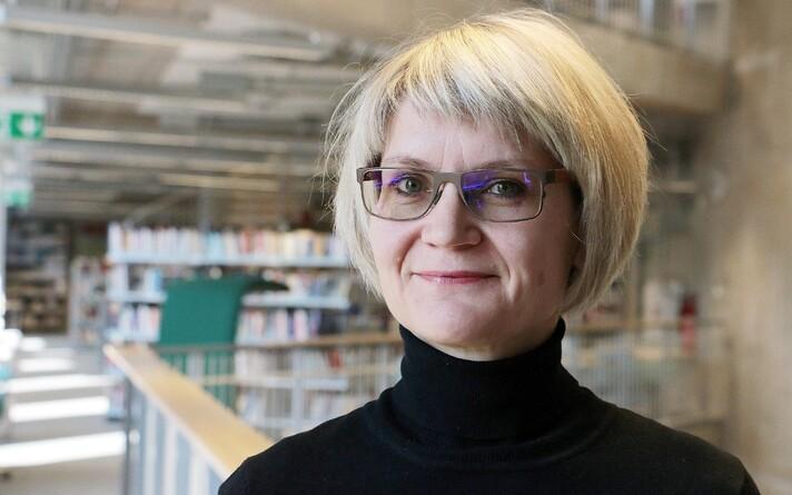 Tallinna Ülikooli humanitaarteaduste instituudi eesti kirjanduse dotsent Ave Mattheus.
