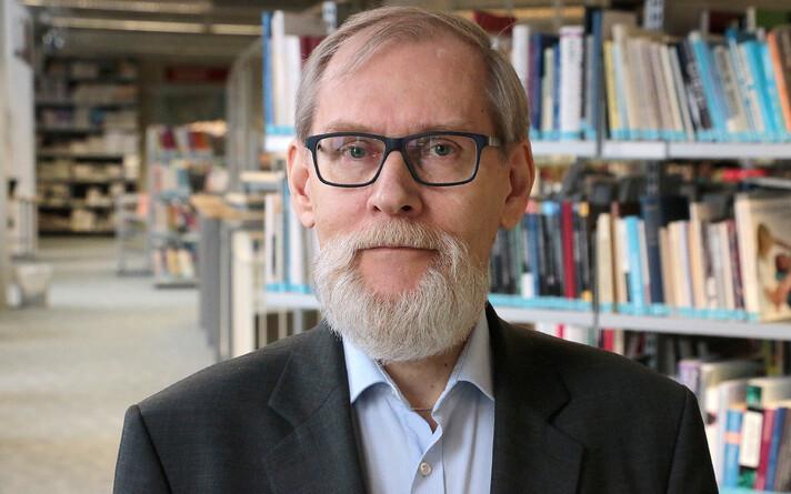 Tallinna Ülikooli teaduskeelekeskuse juhataja Peep Nemvalts.