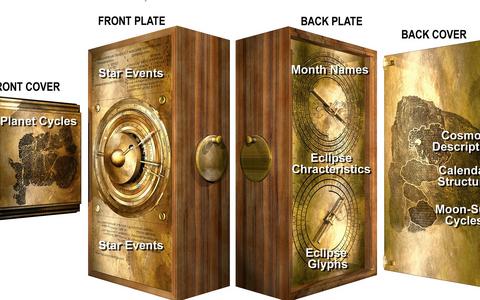 Arvutuste järel valmistasid teadlased muistsest keerulisest seadmest digitaalse koopia.