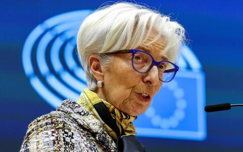 Euroopa keskpanga direktor Christine Lagarde.