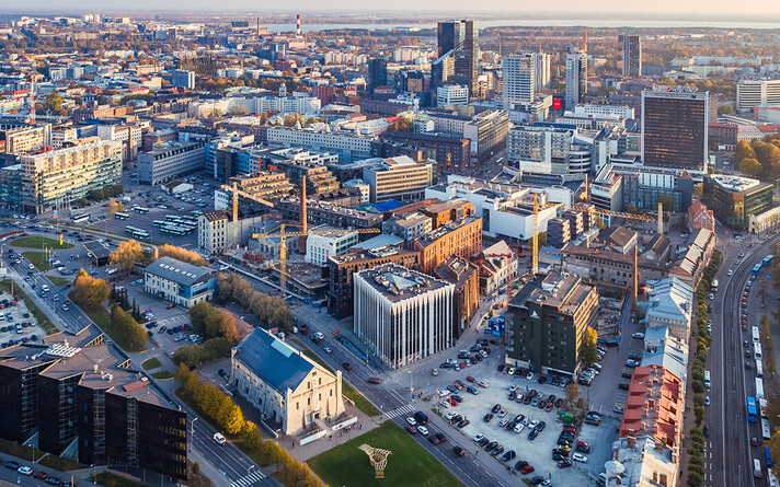 Rahvusvahelise installatsioonivõistluse võiduprojekt ehitatakse Eesti arhitektuurimuuseumi ette