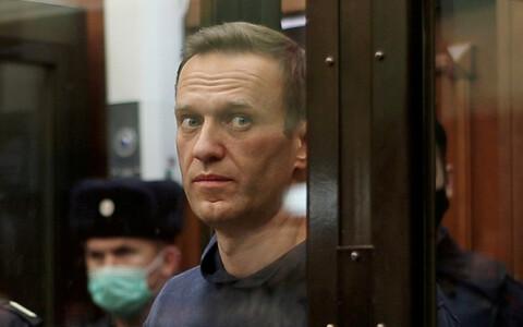 Aleksei Navalnõi veebruari alguses Moskvas kohtus.