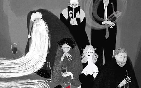 Ilmunud on Katrin Pautsi esimene novellikogumik