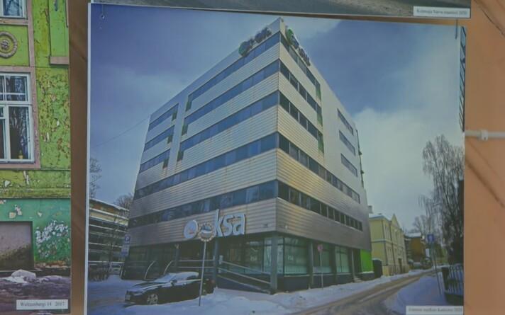 Üks hoonetest, mis Arvo Ihole Kadriorus ei meeldi