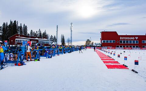 Tugeva tuule tõttu lükati Östersundis mass-stardist sõidu stardiajad edasi