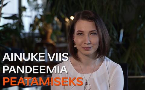 Tartu Ülikooli genoomika instituudi spetsialistNatalia Pervjakova.