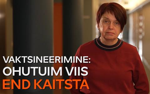 Tartu Ülikooli meditsiinilise mikrobioloogia professor Irja Lutsar