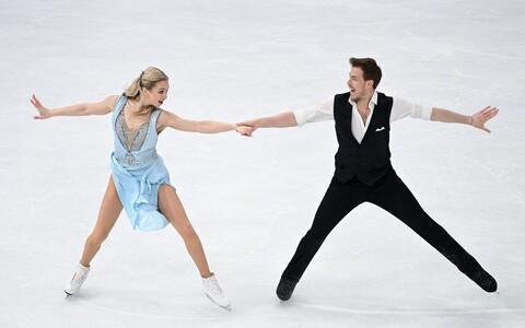 Viktoria Sinitsina ja Nikita Katsalapov