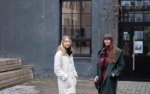 Mari-Leen Kiipli ja Eike Eplik