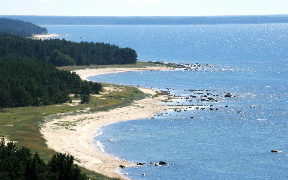 Kõige ulatuslikum on maakerge endiselt Loode-Eestis.