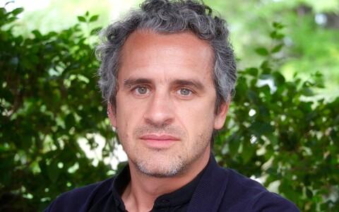 Portugali kirjanik José Luís Peixoto.