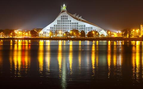 Läti rahvusraamatukogu