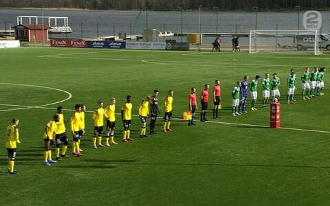 Viljandi JK Tulevik - Tallinna FCI Levadia