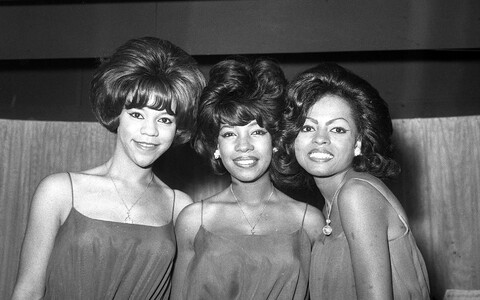 The Supremes aastal 1964.