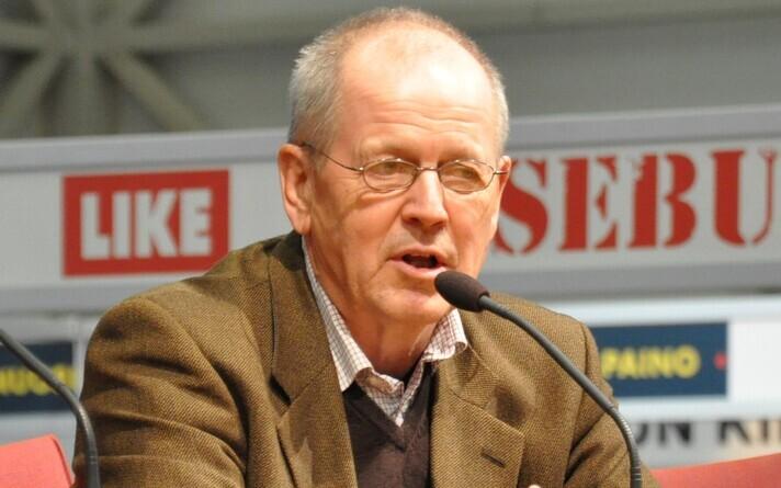 Soome kirjanik Antti Tuuri 2009. aastal.