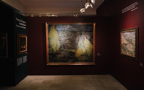 "Näitus ""Zuloaga. Hispaania hing"" Mikkeli muuseumis"