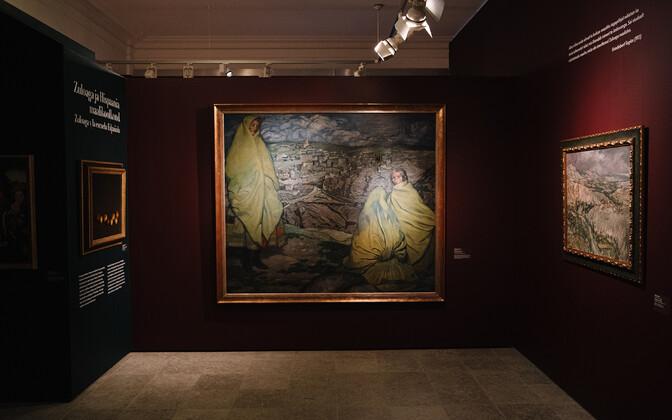 Ignacio Zuloaga work.