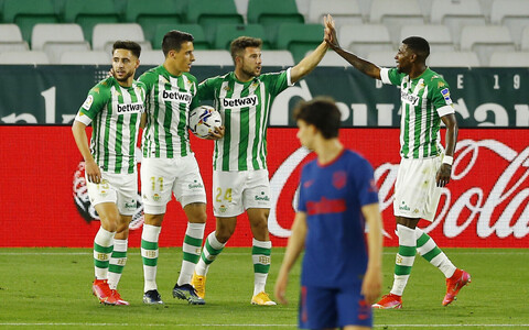 Real Betis - Madridi Atletico