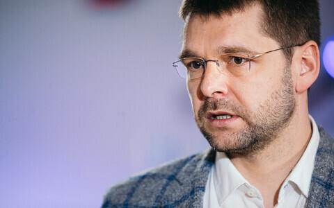 Евгений Осиновский в веб-передаче