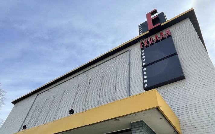 Kino Ekraani maja Tartus.