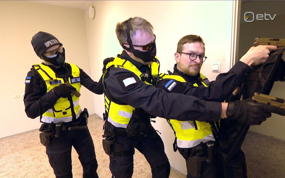 Abipolitseinik Jüri Muttika