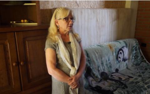 Põlengu üle elanud Rita Igo taastatud majas