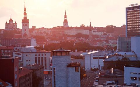 Tallinna vaade.