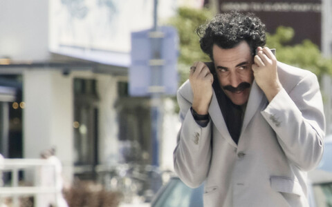 """Borat Subsequent Moviefilm"""
