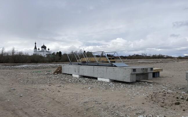 Автозаправочная станция будет располагаться на территории Васкнарвского порта.